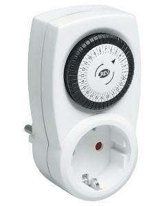 GAO - mechanikus napi időkapcsoló óra (fehér)