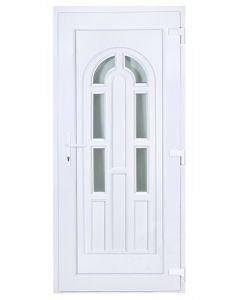 BOSZPORUSZ 6 FATÖRZS - műanyag bejárati ajtó 100x210 (jobb)