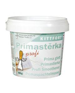 KITTFORT PRIMAGLETT - beltéri szuperfehér glett (0,5kg)