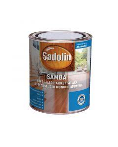 SADOLIN SAMBA - parkettalakk - színtelen (magasfényű) 0,75L