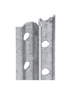 Gyorsvakoló profil (horganyzott, 6mmx250cm)