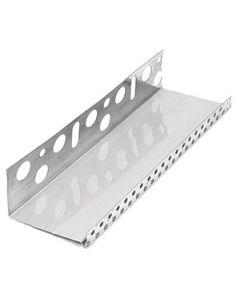 Indítóprofil (U, alumínium, 50mmx250cm)