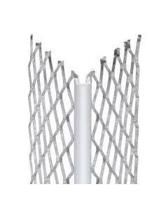 Külső vakolóprofil PVC-éllel (15mmx2,5m)