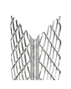 Belső vakolóprofil (horganyzott, 15mmx2,5m)