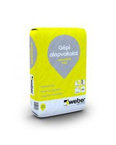 WEBERKPS 141G - gépi alapvakolat (40kg)