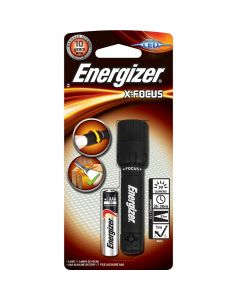 ENERGIZER X-FOCUS - elemlámpa (LED, 1db AAA elemmel)