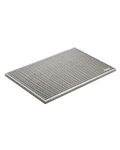 ACO VARIO - hálós rács lábtörlőhöz (horganyzott acél, 75x50cm)