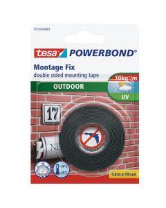 TESA POWERBOND - kültéri montázsszalag (kétoldalas, 1,5m)