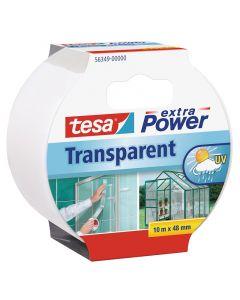 TESA EXTRA POWER UNIVERSAL - szövetszalag (10m, átlátszó)