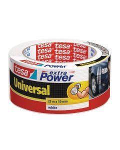 TESA EXTRA POWER UNIVERSAL - szövetszalag (25m, fehér)