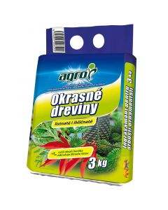 AGRO - díszcserjeműtrágya (3kg)