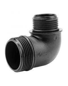 GARDENA - búvárszivattyú-csatlakozóelem 42mm (G5/4)/33,3mm (G1)