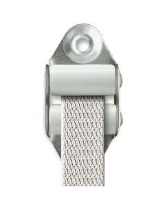 SCHELLENBERG - redőnyheveder-kivezető (23mm, fehér)