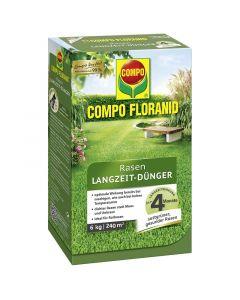 COMPO - hosszú hatású gyeptrágya (6kg)