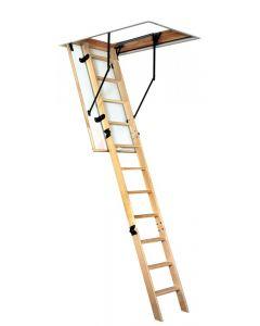 MEISTERHOLZ THERMO - padlásfeljáró (110x60cm)