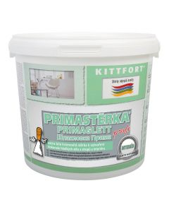 KITTFORT PRIMAGLETT - beltéri szuperfehér glett (5kg)