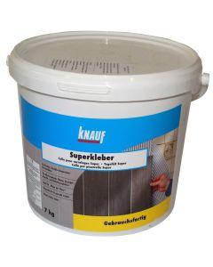 KNAUF SUPERKLEBER - diszperziós csemperagasztó (7kg)