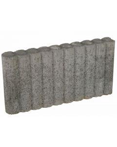 SEMMELROCK RANDFIX - szegélykő 47x6x25cm (szürke)