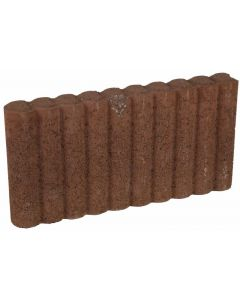 SEMMELROCK RANDFIX - szegélykő 47x6x25cm (barna)