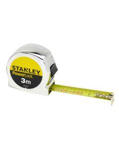 STANLEY POWERLOCK MICRO - mérőszalag 3M