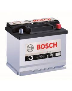 BOSCH SILVER S3 - akkumulátor jobb+ 12V 90Ah