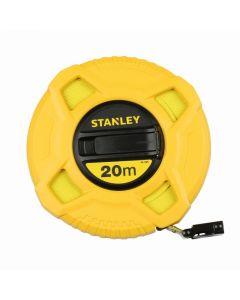 STANLEY CLOSED CASE - üvegszálas, zárt mérőszalag 20M