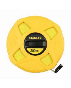 STANLEY CLOSED CASE - üvegszálas, zárt mérőszalag 30M