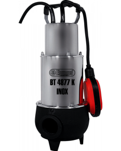 ELPUMPS BT 4877 K INOX - darabolós fekáliaszivattyú 900W