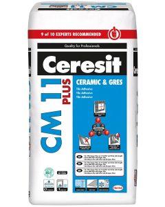 CERESIT CM11 PLUS - fagyálló csemperagasztó (25kg)
