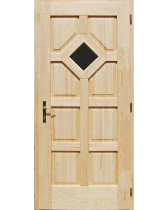 TARNA 1 - fa bejárati ajtó 100x210 (jobb)
