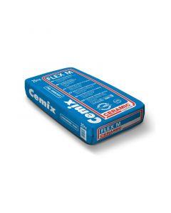 CEMIX FLEX M - flexibilis csemperagasztó (25kg)
