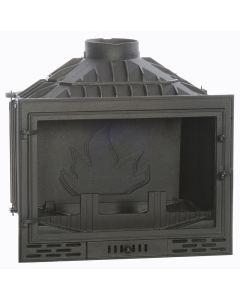 FERLUX C-20 - öntvény kandallóbetét (12kW)