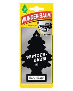 WUNDERBAUM - autóillatosító (black classic)