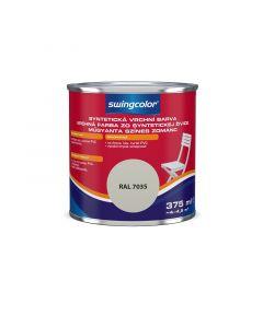SWINGCOLOR - zománcfesték - fényszürke (selyemfényű) 0,375L