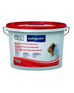 SWINGCOLOR - hengerelhető és festhető vakolat - fehér 20kg