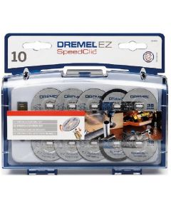 DREMEL SC690 - vágótartozék-készlet (11db)