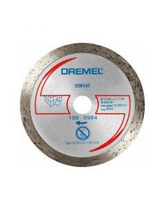 DREMEL DSM540 - csempevágó tárcsa