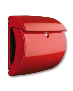 BURG WÄCHTER PIANO 886 - postaláda újságtartóval (utcai, piros)