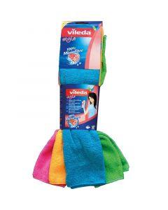 VILEDA STYLE - mikroszálas törlőkendő (4db)