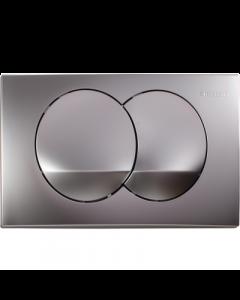 GEBERIT DELTA 20 - nyomólap WC-tartályhoz (króm, kerek)