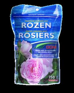 DCM - rózsa és kerti virágtáp (0,75KG)