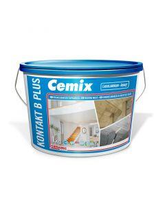 CEMIX KONTAKT B PLUS - kvarcszemcsés diszperziós alapozó (1kg)