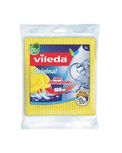 VILEDA CLASSIC - szivacskendő (5db)