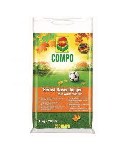 COMPO - őszi gyeptrágya (4kg)