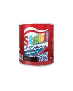 POLI-FARBE STABIL - zománcfesték - barna (selyemfényű) 1L