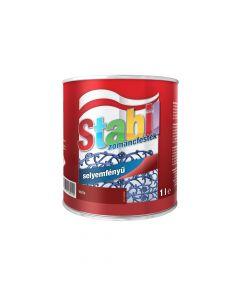 POLI-FARBE STABIL - zománcfesték - vörös (selyemfényű) 1L