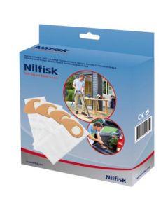 NILFISK - porzsák készlet Buddy II porszívóhoz (4db)