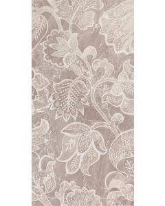 TUBADZIN OBSYDIAN - dekorcsempe (szürke,  29,8x59,8cm)