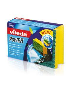 VILEDA POWER - mosogatószivacs (2db)
