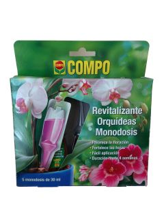 COMPO - orchideatáp (csepegtető, 5x30ml)